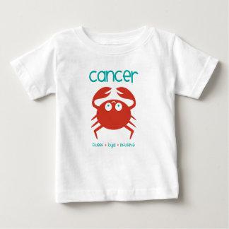 Cancer Zodiac Baby T-Shirt
