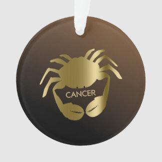 Cancer Zodiac Brown