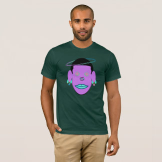 Cancer Zodiac Galactic Dreamer T-Shirt