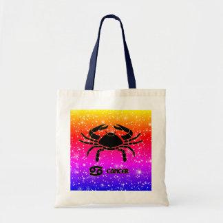 Cancer Zodiac Modern Tote Bags