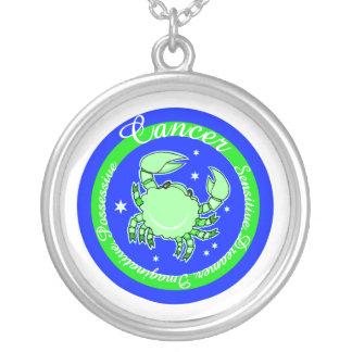 Cancer Zodiac Necklace