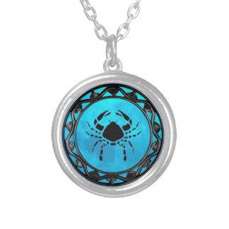 Cancer Zodiac Pendant