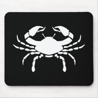 Cancer Zodiac Pictogram Mousepad