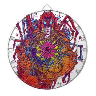 Cancer Zodiac Sign Dartboard