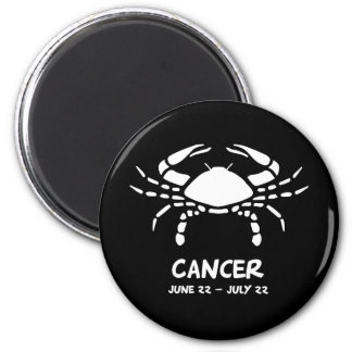 Cancer zodiac sign magnets