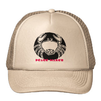 Cancer - Zodiac Trucker cap