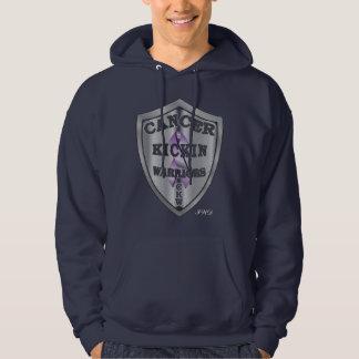 cancerkickinwarriors-logo-LARGE, IWD Hoodie