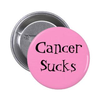 CancerSucks - Customized 6 Cm Round Badge