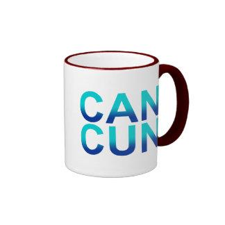 Cancun 1 ringer mug