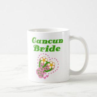 Cancun Bride Coffee Mug