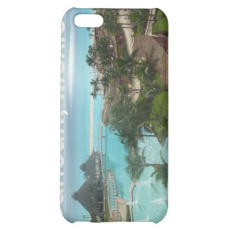 Cancun Mexico iPhone 5C Cases
