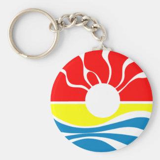 Cancun Mexico Key Ring