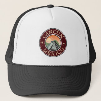 Cancun Mexico Shirts Trucker Hat