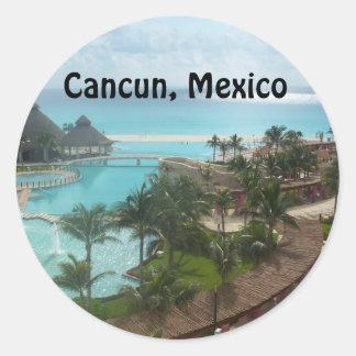 Cancun Mexico Sticker