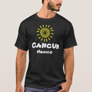 Cancun Mexico Vacation Travel T shirt
