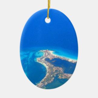 Cancun Ornament