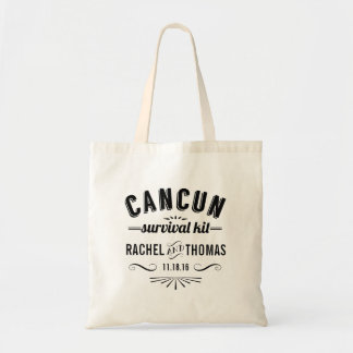 Cancun Survival Kit | Wedding Welcome
