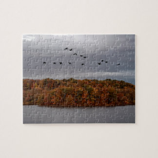 Candain Geese and the Autumn Hill Puzzle