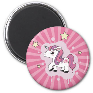 Candicorn, the Candy Unicorn Magnet