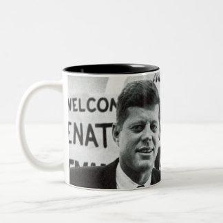 Candidate Kennedy Mugs
