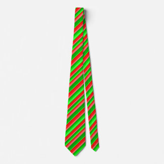 Candied Christmas Tie