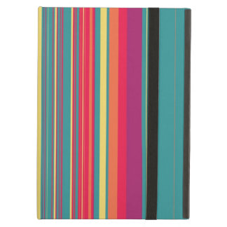 Candied Dreams Stripes Cover For iPad Air