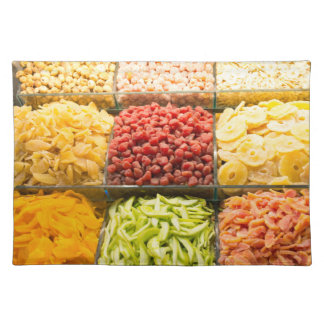 Candied Fruits Placemat