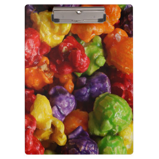 Candied Popcorn Clipboard
