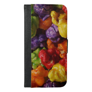 Candied Popcorn Design iPhone 6/6s Plus Case