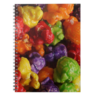 Candied Popcorn Notebook