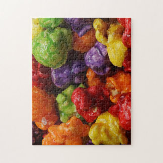Candied Popcorn Puzzle