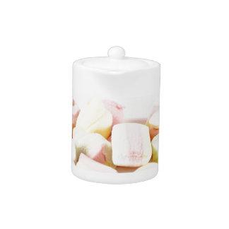 Candies marshmallows