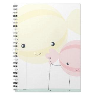 candies notebook