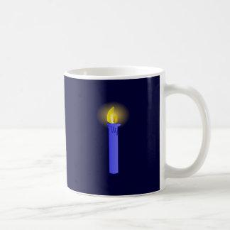 Candle candle coffee mugs