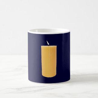 Candle candle mugs