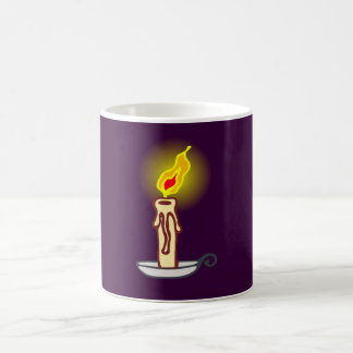 Candle candle mug