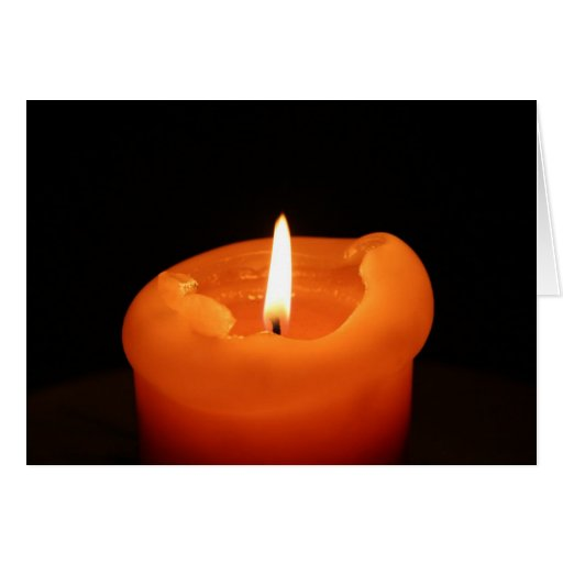 Candle Greeting Cards