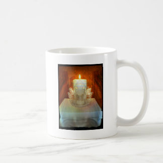 Candle Coffee Mug