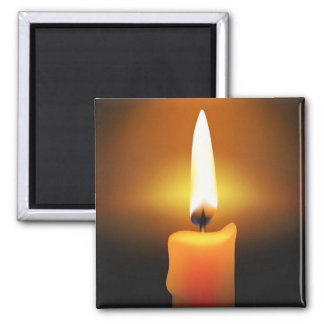 Candle Flame Magnet