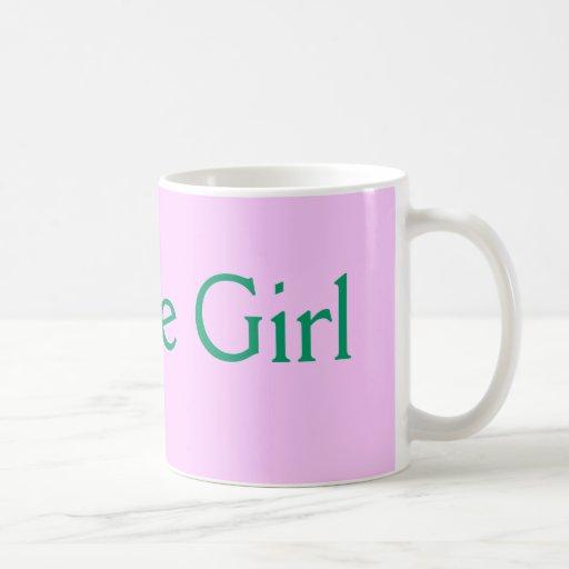 Candle Girl Mug