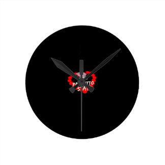 Candle Heart Design For South Carolina State Clocks