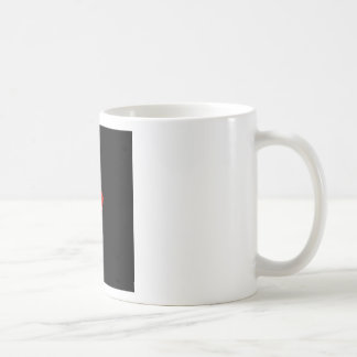 Candle Heart Design For The State of New Mexico Coffee Mug