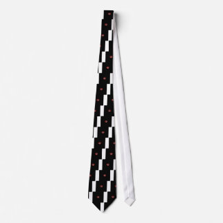 Candle Heart Design For West Virginia State Tie