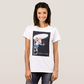 Candle in the Dark T-shirt