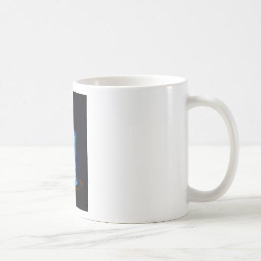 Candle in the wind. mug