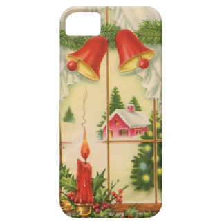 Candle in the Window iPhone 5 Case