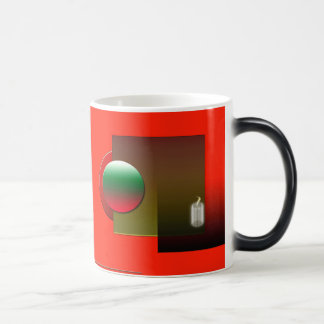Candle Lamp Magic Mug