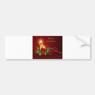 candle light bumper stickers
