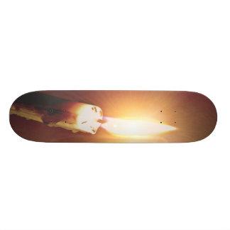 Candle LIT BY JunkDrawr Skateboards