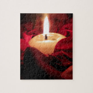 Candlelight and Roses Puzzles